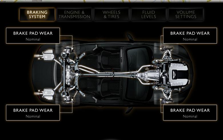CAR SETTINGS - BRAKES