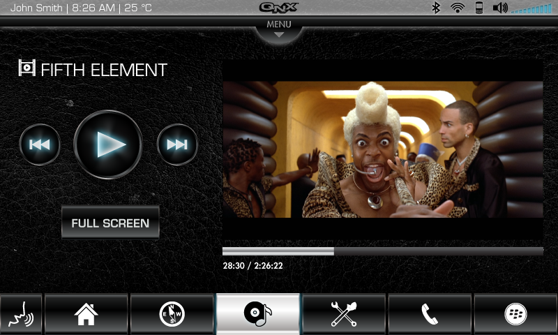 MEDIA PLAYER - VIDEO