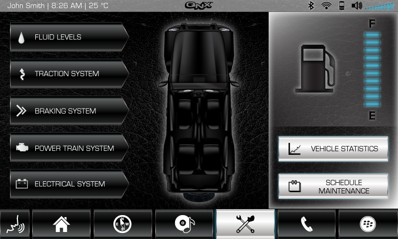 CAR SETTINGS - VIRTUAL MECHANIC